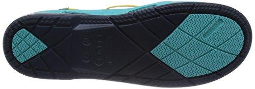 CrocsBeach Line - Mocassini donna Blu (Pool/Navy)