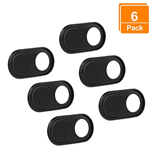 Lynlon Webcam Abdeckung|Webcam Cover|6er Set|Privacy-Schutz für Kamera|Webcam Abdeckung Laptop/iPhone/MacBook/PC/Laptop/Handyzubehör| (Computer-aufkleber Mac Für)