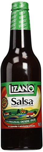 Salsa Lizano de Costa Rica | 700ml
