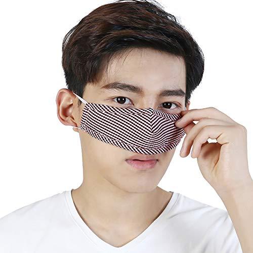 Schutz Nasenmaske Warm Bleiben Pollen Klimaanlage Verstopfung Der -