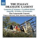 Lamentations Baroques Italiennes