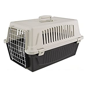 Ferplast - Cage Transport Chien / Chat - Atlas 20 El - 58 Cm X 37 Cm