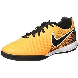 Nike Magistax Onda Ii Ic, Scarpe da Calcio Uomo, Arancione (Laser Orange/black-white-vert Volt-white), 42 EU