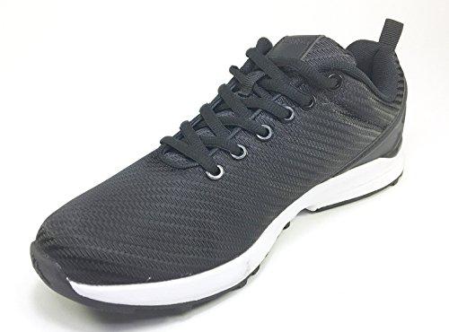 Kappa , Chaussures de ville à lacets pour homme noir noir 40 Noir