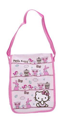 Hello Kitty animales del bosque escuela bolsa de viaje