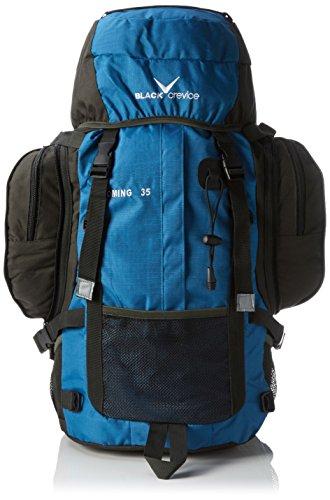 Black-Crevice-Rucksack-Wyoming-Mochila-de-senderismo-color-azul-talla-10-x-75-x-75-cm-35-L