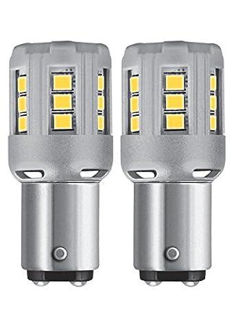 Osram 1457CW de 02B ledp21/5W 12V standard Retrofit Cool White 6000K Double Blister
