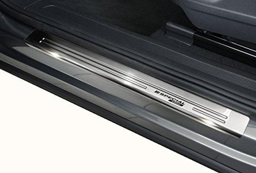 Preisvergleich Produktbild Edelstahl Einstiegsleisten fahrzeugspezifisch AZ19000024