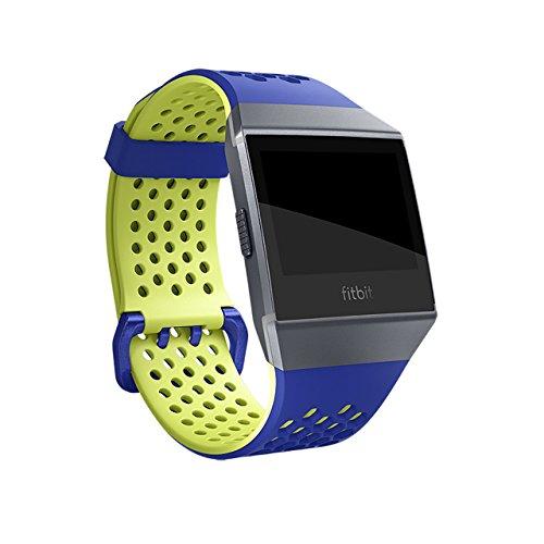 Zoom IMG-3 fitbit ionic cinturino sport unisex
