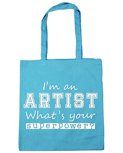 hippowarehouse-im-an-artist-whats-your-superpower-tote-shopping-gym-beach-bag-42cm-x38cm-10-litres