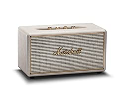 Marshall 04091904 Stanmore Bluetooth Speaker (Cream)