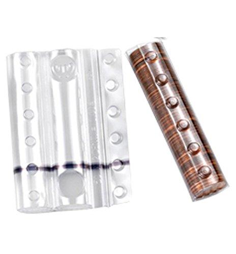 Cilindros para monedas, paquete de 300 unidades 10 cent