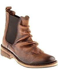 cacbb66da37 Felmini - Chaussures Femme - Tomber en Amour avec Pratik A367 - Bottines  Classiques - Cuir