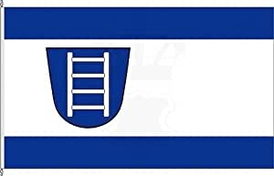 Bannerflagge Bad Oeynhausen (hist) - 80 x 200cm - Flagge und Banner