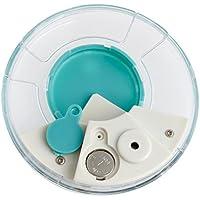 MIUSON Tablettenbox Digital Pill Box Timer Wecker Erinnerung Medizin Organizer Container Fall preisvergleich bei billige-tabletten.eu