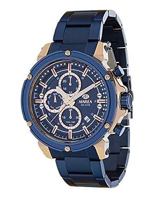Reloj Marea Hombre Multifuncion Army Azul B54113/3