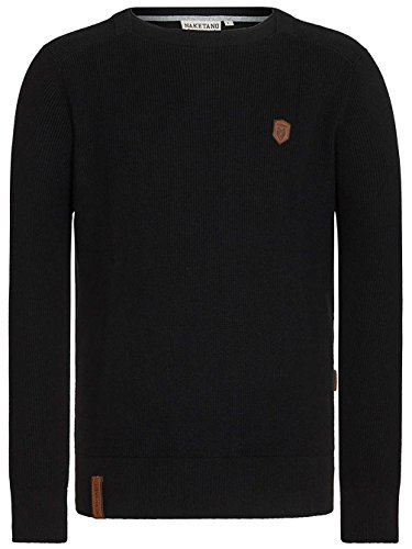 Naketano Male Knit Mortal Men Black