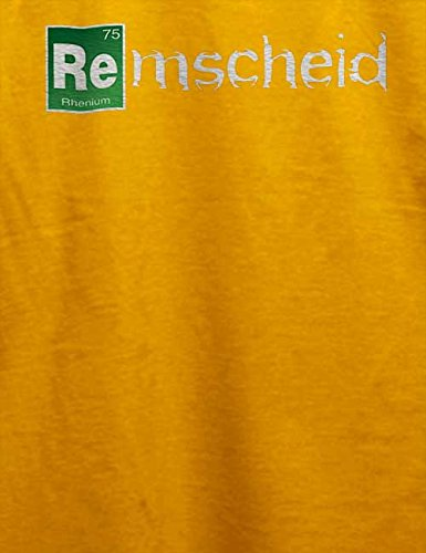 Remscheid T-Shirt Gelb