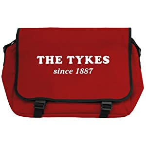 The Tykes Since 1887 Messenger Bag by 1StopShops