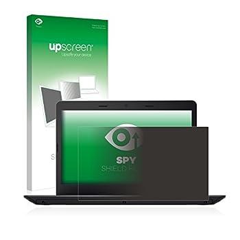 Upscreen Blickschutzfilter Lenovo Thinkpad E470 - Privacy Filter Anti-spy Sichtschutz 0