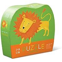 Crocodile Creek Leo The Lion 12Piece Jigsaw Puzzle