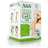 Nad's No-Heat Hair Removal Gel, 6 oz (170 g) by NAD'S