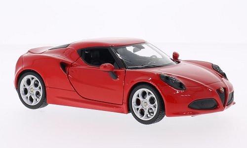 alfa-romeo-4c-rosso-2014-modello-di-automobile-modello-prefabbricato-welly-124-modello-esclusivament