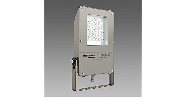 Plafoniera Incasso Led Disano : Rodio 1887 36x590lm cld cell grafite 156w 4000°k asimm. disano
