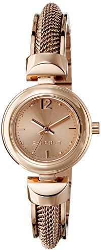 Esprit Ladies Watch XS Analogue Quartz Stainless Steel Coated Josie ES900772003