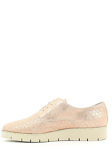 GRACE SHOES AA71 Francesina Donna Oro