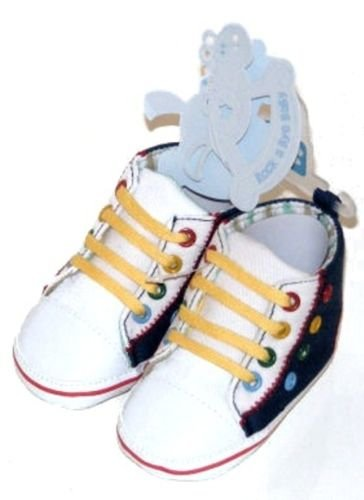 Sneaker neonato (6/12 mesi, blu)