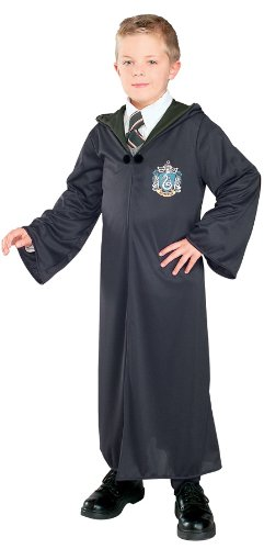Harry Potter Kostüm Robe Kind Slytherinhaus
