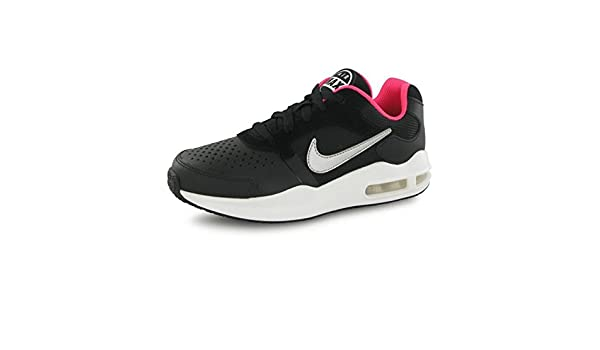 Nike Mädchen AIR MAX Guile (PS) Traillaufschuhe, Schwarz