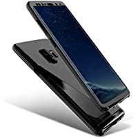 Galaxy S9 Hülle,Galaxy S9 Schutzhülle Spiegel,Urhause 360 Grad Hart PC Schutzhülle [Front + Back Rundum Double... preisvergleich bei billige-tabletten.eu
