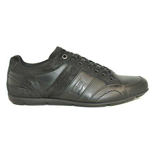 Baskets homme - LEVIS - Noir - Millim Noir