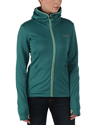 Bench Damen Sweatjacke Argentiere, North Sea, L, BLEF0102