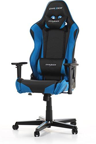 DXRacer Racing R0-NB - schwarz/blau