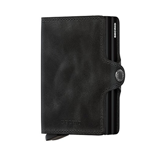 secrid-twin-wallet-leather-black-vintage