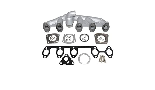 for VW TOUAREG 2.5 TDI AXD AXE BAC BLJ BLK 070253017 EXHAUST MANIFOLD OE QUALITY