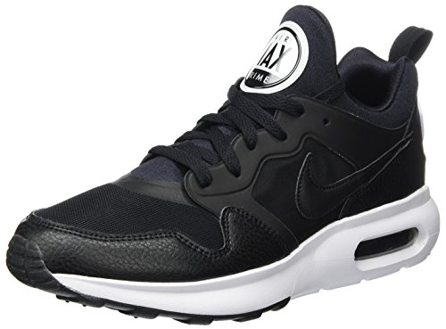 Nike air max prime, scarpe running uomo, nero black/white 001, 41 eu