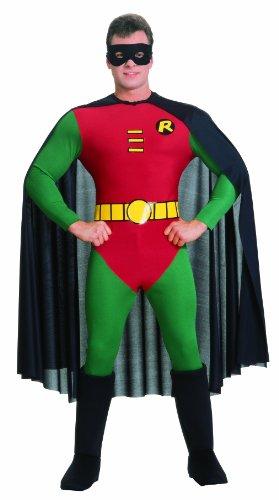 Rubies Offizieller Robin Classic Batman, Erwachsenen Kostüm - Large. (Batman Und Robin-halloween-kostüm)