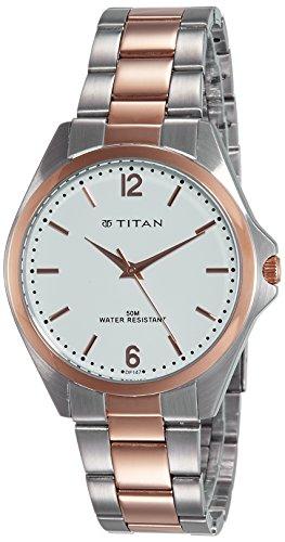 Titan Analog Dial Men's Watch – 9439KM02