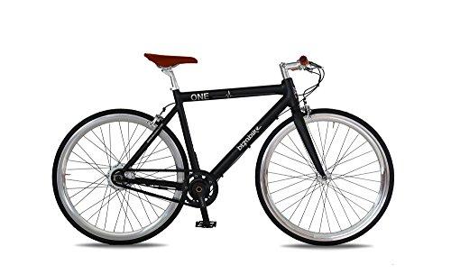 Bicicleta eléctrica ONE de carretera con batería Panasonic de 36V y 10,4Ah,y autonomía de 90km