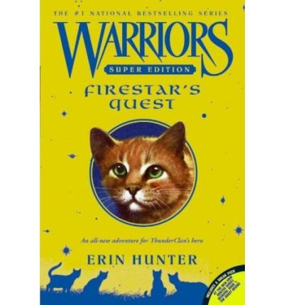 (FIRESTAR'S QUEST ) By Hunter, Erin (Author) Paperback Published on (05, 2008)