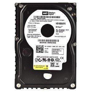 WD WD1600HLFS VelociRaptor - Disco duro interno SATA