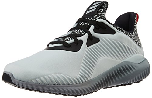 adidas Herren Alphabounce M Trainingsschuhe Multicolore (Clgrey/Msilve/Clgrey)