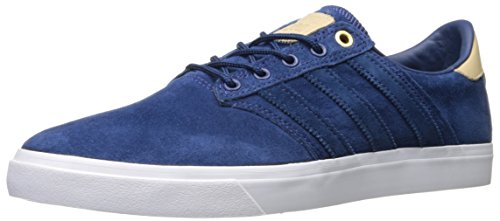 Adidas Seeley Premiere Classified Hombre US 11.5 Azul Zapatillas