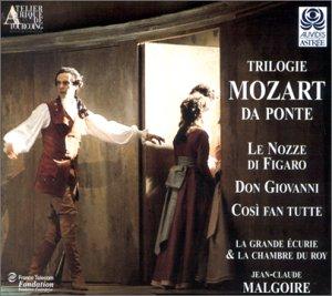 Opéras de Da Ponte / Trilogie