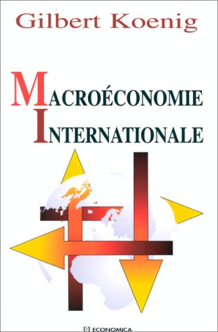 Macroéconomie internationale