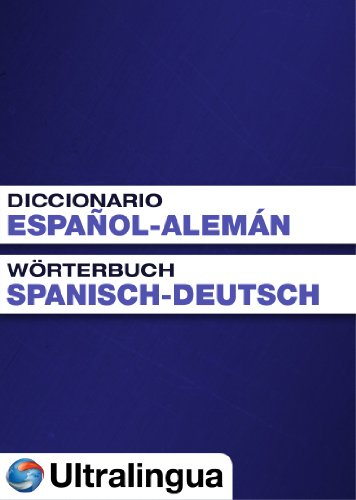 Wörterbuch und Verben Spanisch-Deutsch von Ultralingua [Download]